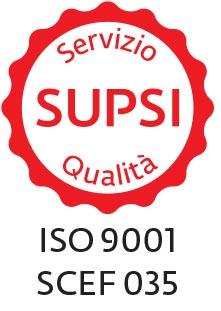 CERTIFICATO DI QUALITA' ISO
