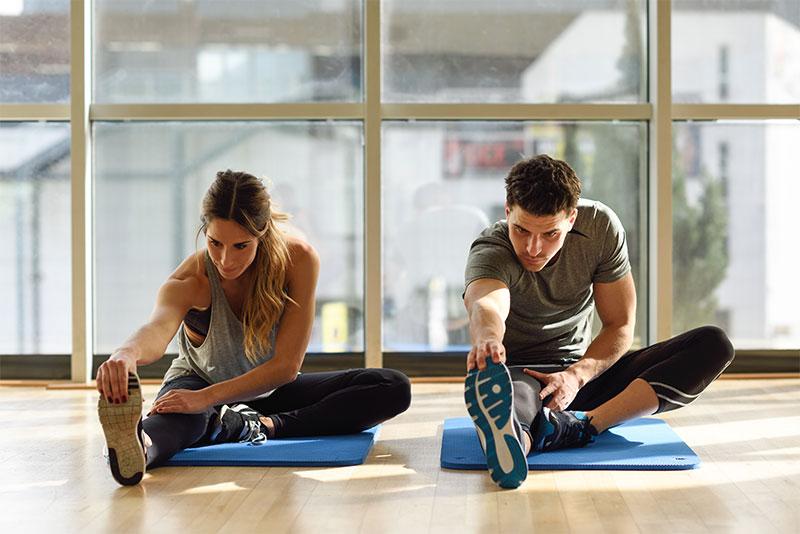 Stretching e Allungamento